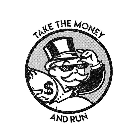 BustedTees: Take de Money