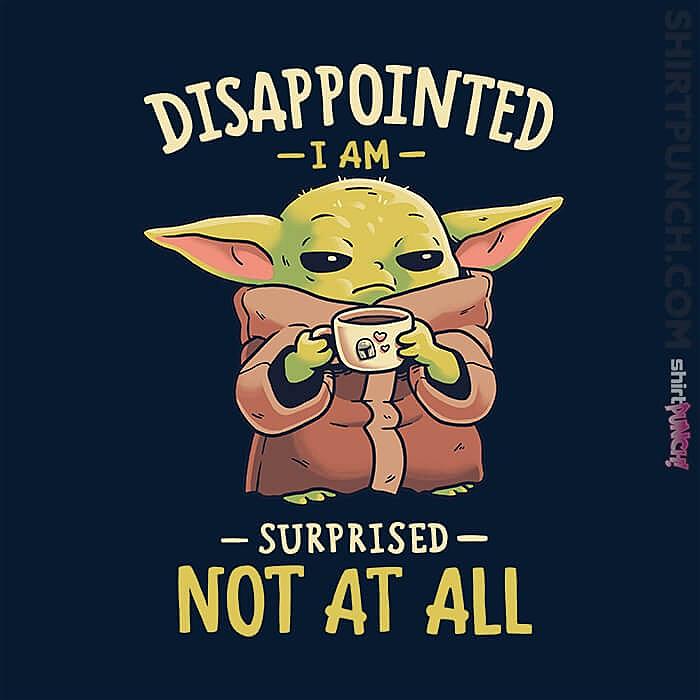 ShirtPunch: Not At All