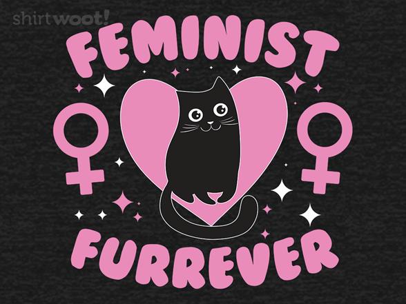 Woot!: Feminist Furrever