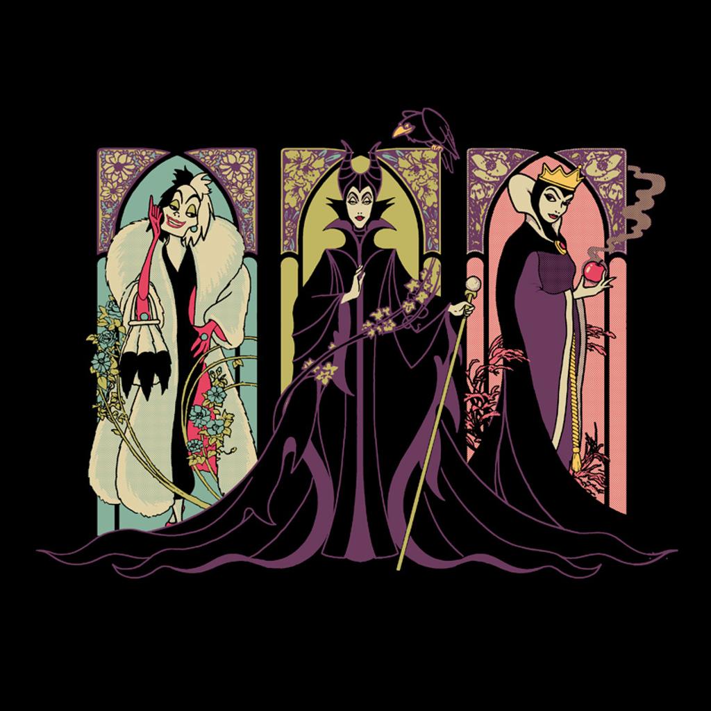 Pampling: Mistresses of Evil