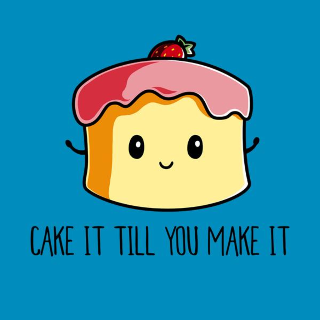 TeeTurtle: Cake It Till You ...
