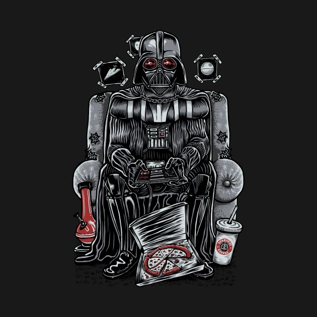 TeePublic: Vader The Sith Gamer