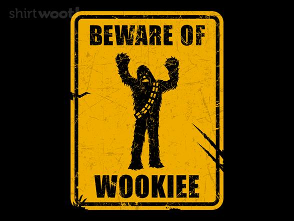 Woot!: Beware of Wookiee