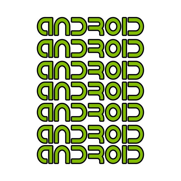 TeePublic: Android