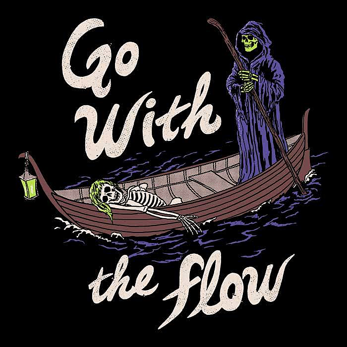 Once Upon a Tee: Go With the Flow