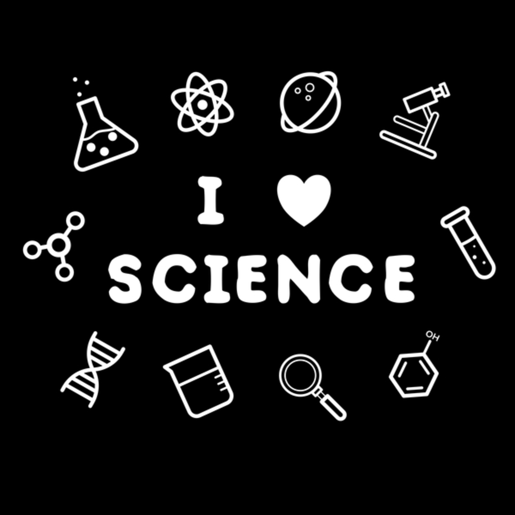 NeatoShop: Okay I heart science