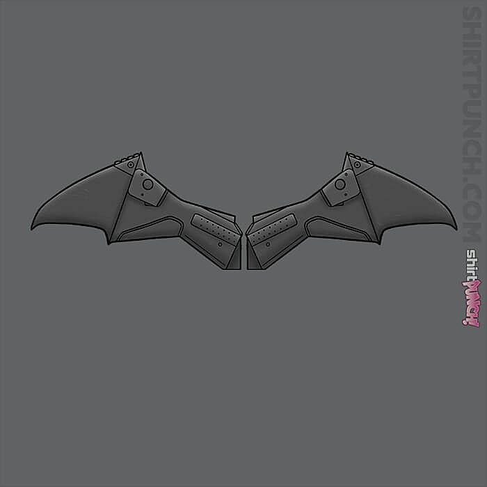 ShirtPunch: The New Bat