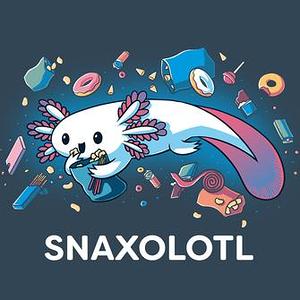 TeeTurtle: Snaxolotl