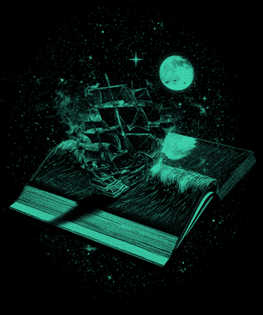 Qwertee: Crossing the Rough Sea of Knowledge