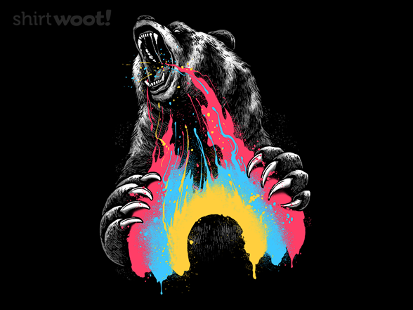 Woot!: Angry Bear Don't Care