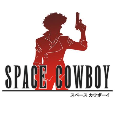 Qwertee: Space Cowboy