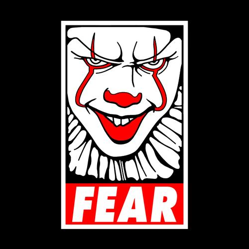 Five Finger Tees: Fear Pennywise T-Shirt