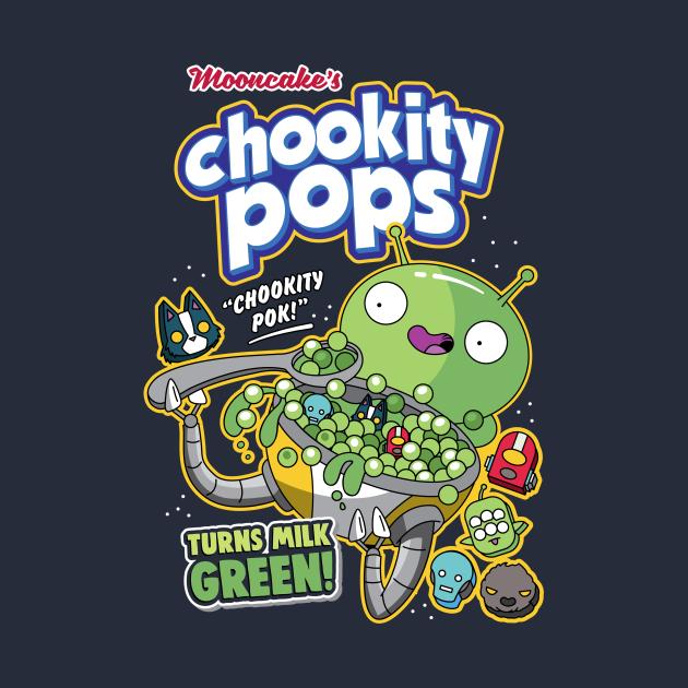 TeePublic: Mooncake's Chookity Pops!