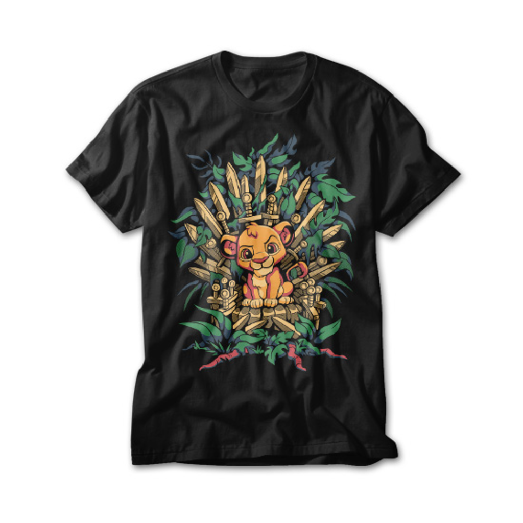 OtherTees: The True King