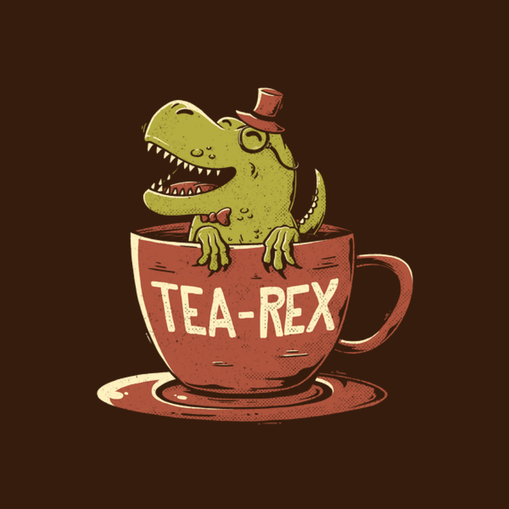 NeatoShop: Tea-Rex