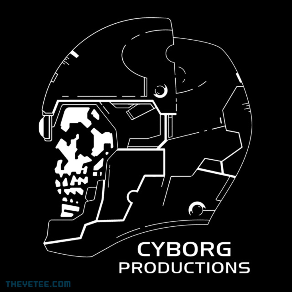 The Yetee: CYBORG PRODUCTIONS