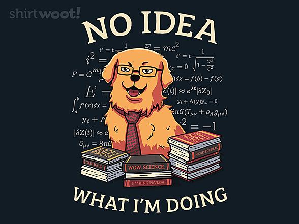 Woot!: No Idea