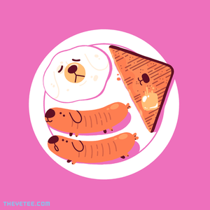 The Yetee: Good Breakfast