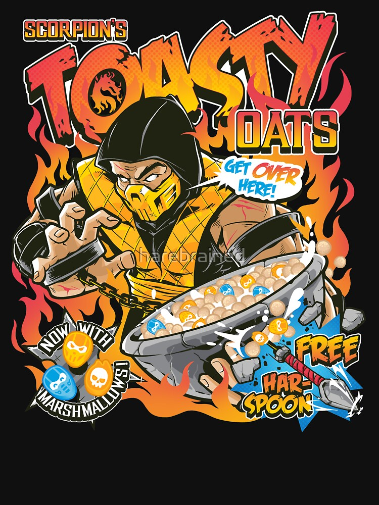 RedBubble: Toasty Oats