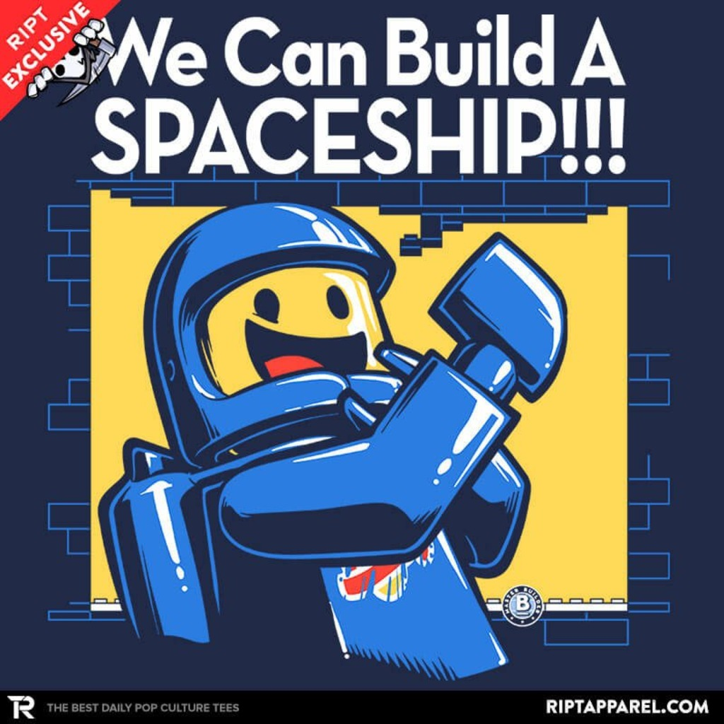 Ript: We Can Build A SPACESHIP!!!
