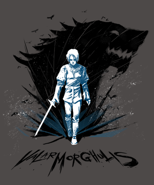 Qwertee: All Men Must Die