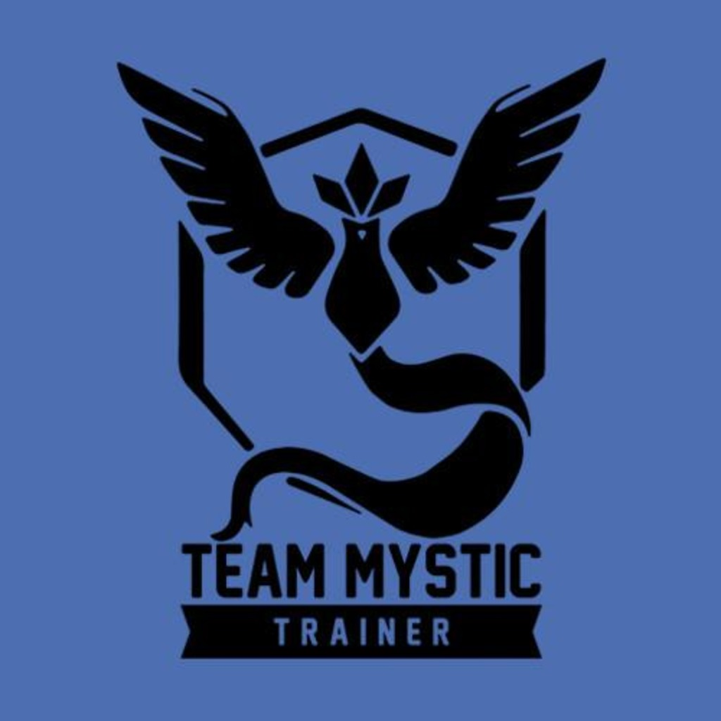 Five Finger Tees: Team Mystic T-Shirt