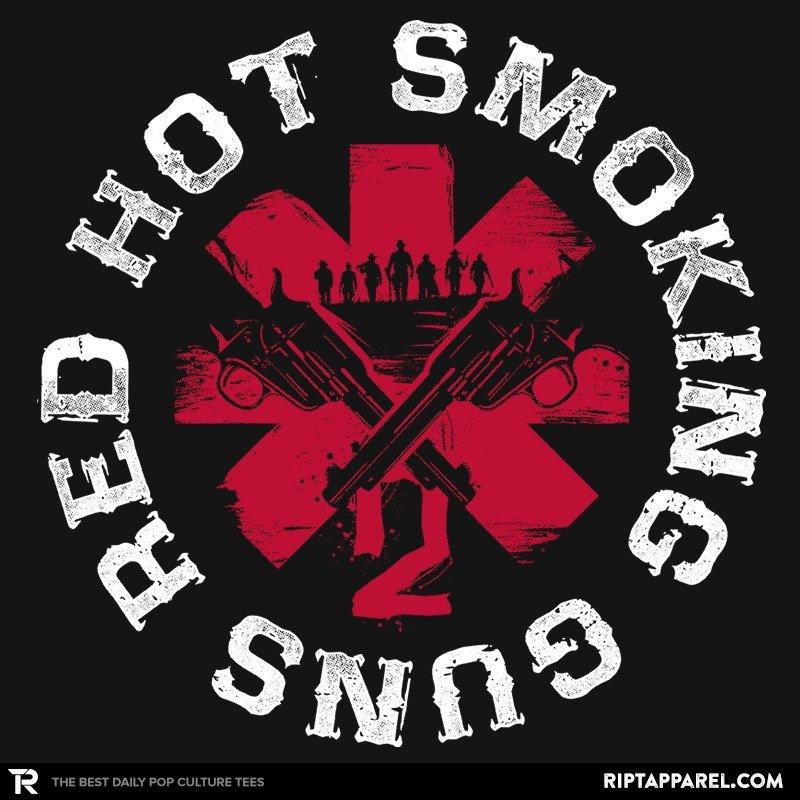 Ript: Red hot smoking guns