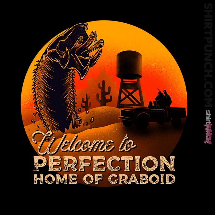 ShirtPunch: Welcome To Perfection