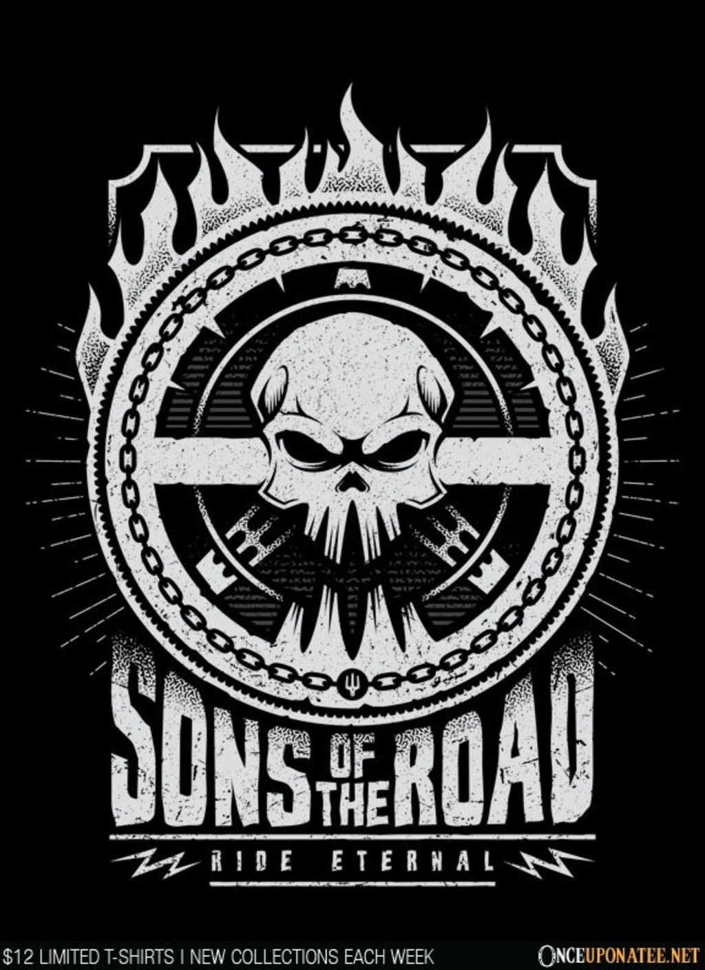 Once Upon a Tee: Sons of the Road