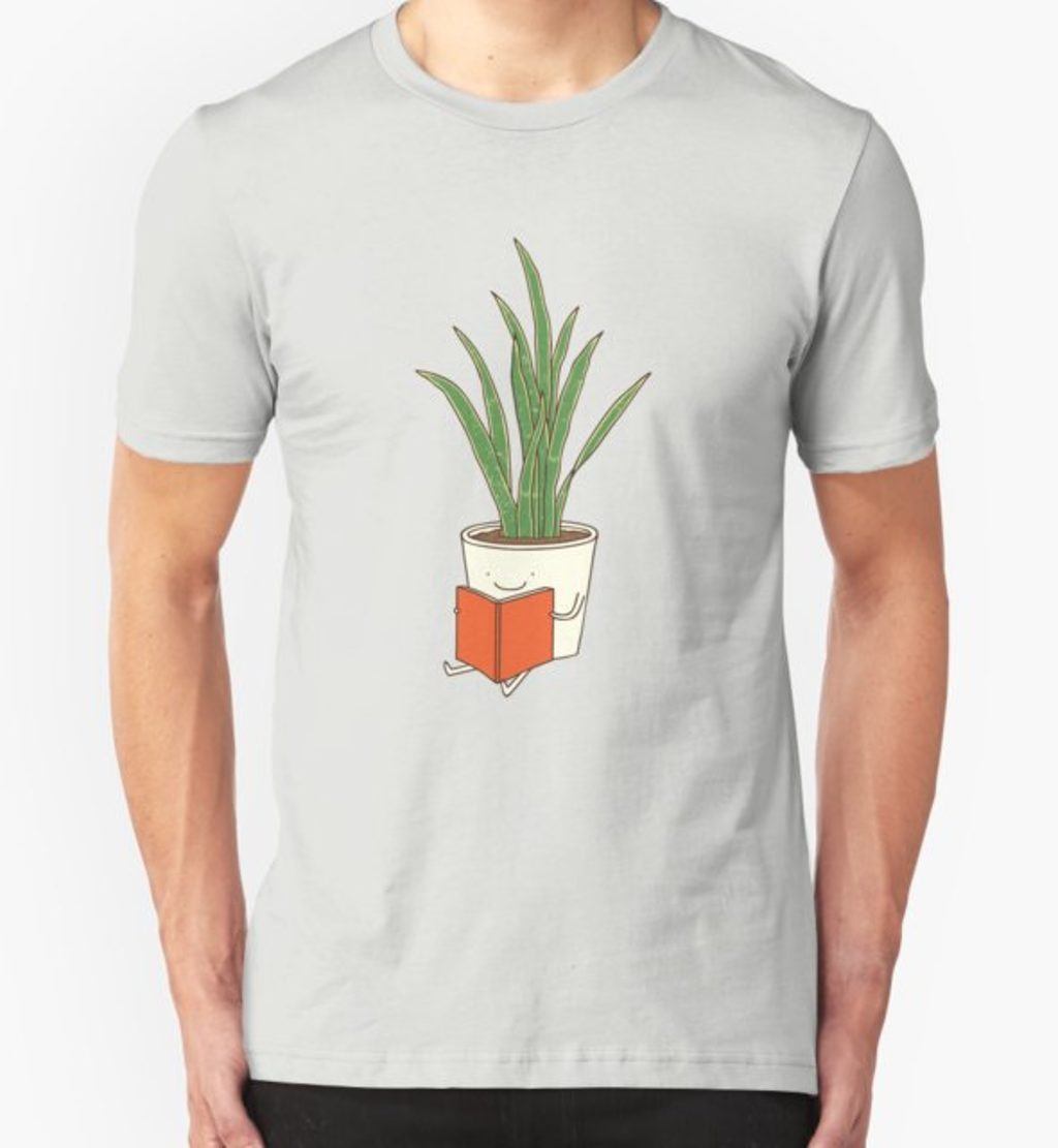 RedBubble: Indoor plant
