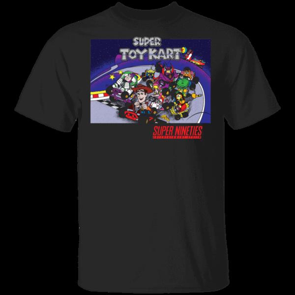 Pop-Up Tee: Super Toy Kart