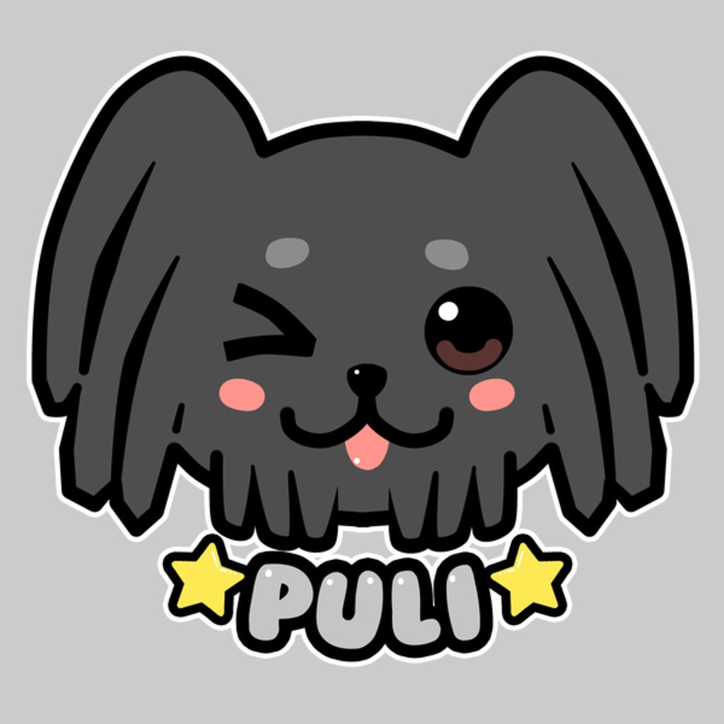 NeatoShop: KAWAII Puli Dog Face