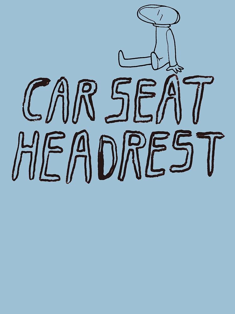 RedBubble: Car Seat Headrest