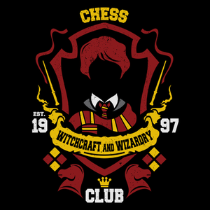 Pop-Up Tee: Chess Club