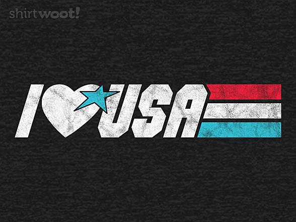 Woot!: Real American Hero