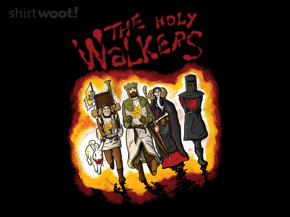 Woot!: The Holy Walkers