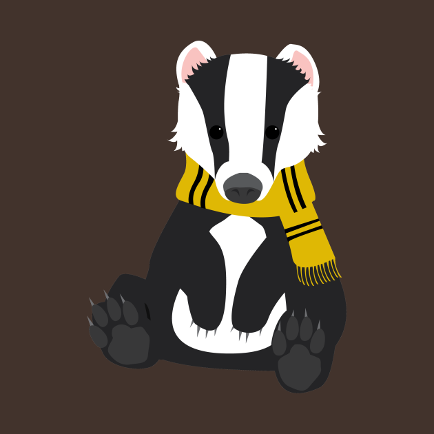 TeePublic: Badger Luv