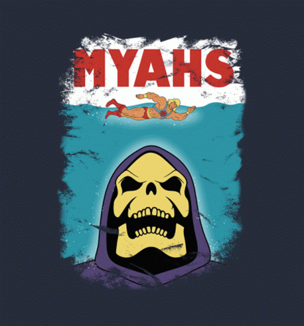BustedTees: Myahs