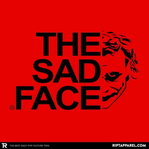 Ript: THE SAD FACE
