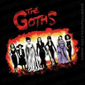 ShirtPunch: The Goths