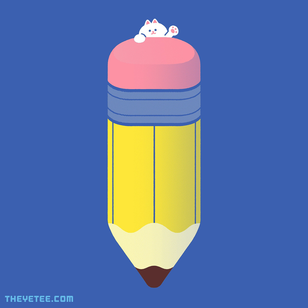 The Yetee: Draw + Paw