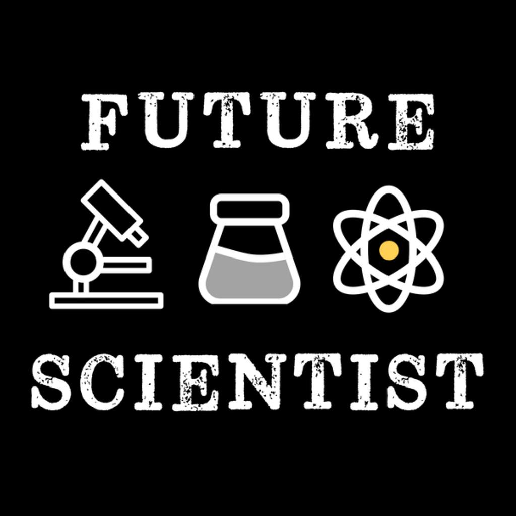NeatoShop: Gonna Be A Future Scientist Retro Vintage