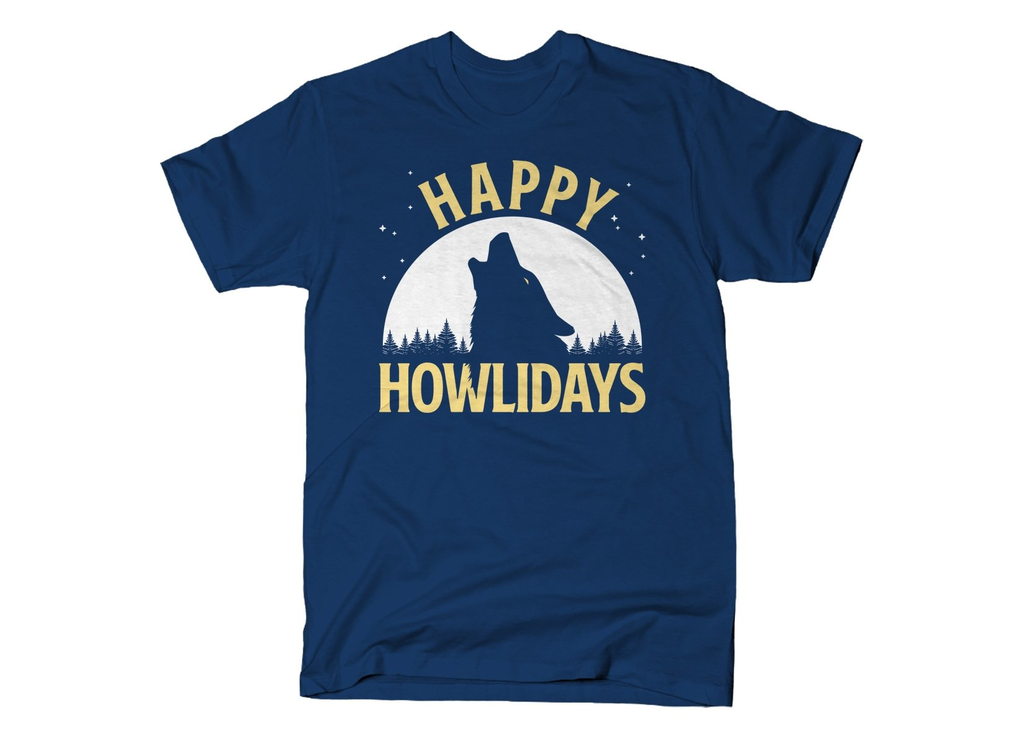 SnorgTees: Happy Howlidays
