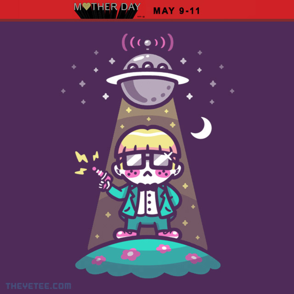 The Yetee: The Spy