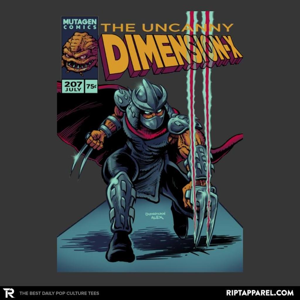 Ript: The Uncanny Dimension-X