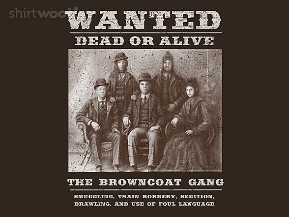 Woot!: The Browncoat Gang