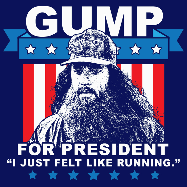 NeatoShop: Gump For President