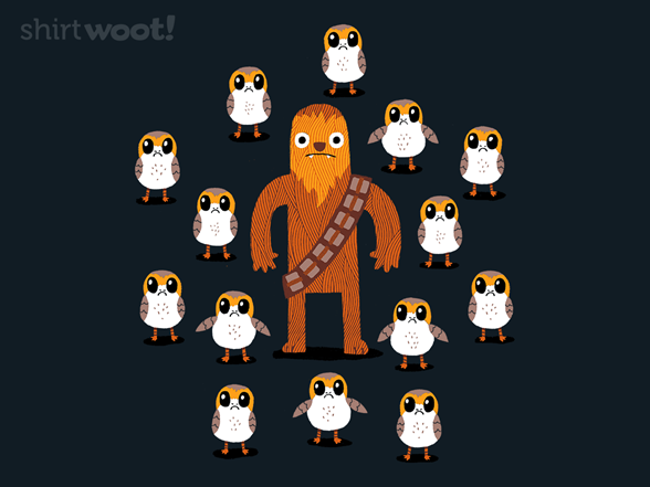 Woot!: Chewy and Friends