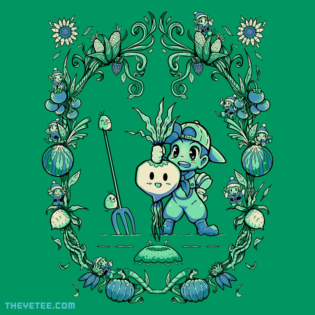 The Yetee: Fruit of the Harvest