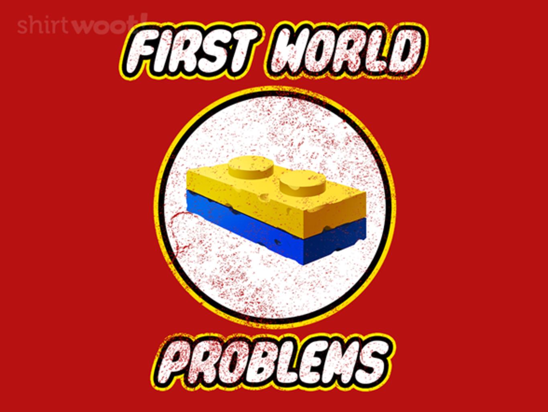 Woot!: Lego my Lego